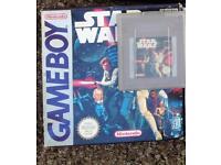 Gameboy Star Wars games