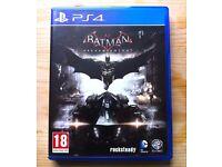 Batman - Arkham Knight PS4 ( Sony PlayStation 4 )