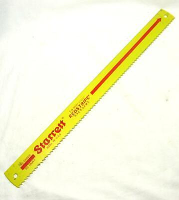 Starrett Rs 1804-7 Redstripe S-m High Speed 4 Tpi Power Hacksaw Blade Usa 18