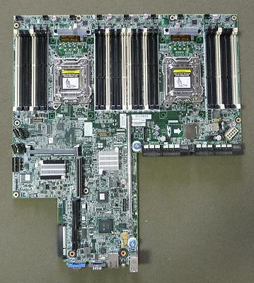 HP 737611-001 ProLiant DL360p Gen8 System Board Motherboard