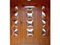 Double glazed fitting, Windows , doors fitting