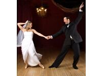 Wedding Dance Lesson, East London with Rangel