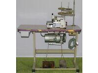Brother EF4-B531 Industrial Overlocker Sewing Machine 240v single phase - Ilkeston