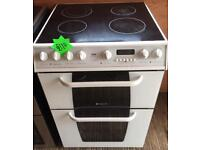 Refurbished Creda c366e electric cooker-3 months guarantee!