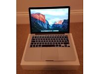 """13"""" Macbook Pro Retina - Latest Model - 3 YEAR WARRANTY - ONE MONTH OLD, AS NEW & USED 3 TIMES"""