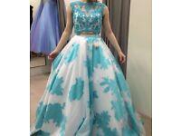 Gorgeous 2 piece prom dress