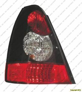 Tail Lamp Driver Side Sport 2008 High Quality Subaru Forester 2008