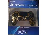 Pro Evo Soccer Custom PS4 DualShock