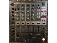 Pioneer djm 600 great condition fully working order pro dj audio mixer