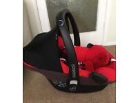 Maxi Cosi Pebble childs car seat