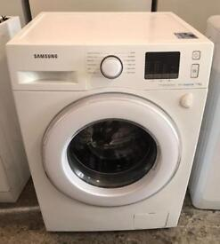 7kg Samsung EcoBubble Nice Washing Machine (Fully Working & 4 Month Warranty)