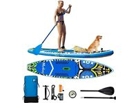 Sup paddle board brand new with complete kit