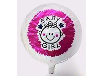 Baby Shower Balloon Newborn Girl Boy Christening Birth