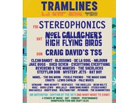 Tramlines Festival Ticket x1 Cheap