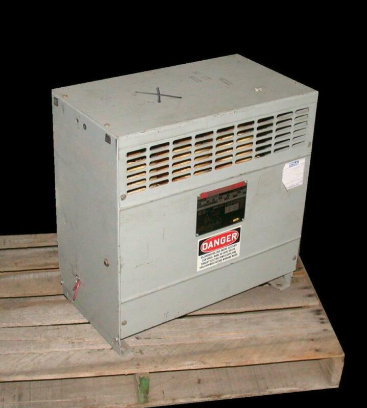 Federal Pacific Reliance  FH15CEMD  3-Phase Dry Type Transformer 15 KVA