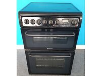 Hotpoint Electric Cooker C367EKH/FS19325 ,6 months warranty, delivery available in Devon/Cornwall