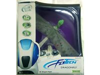 """""""WOWWEE"""" Radio Controlled Flying Dragonfly Toy"""