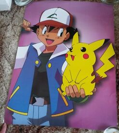 3 x Pokemon Posters