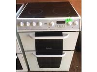 Refurbished creda c366 electric Cooker-1 month guarantee!