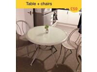 Garden Table and chairs Free Delivery🚚🚚
