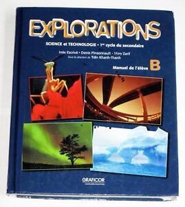 Explorations – Manuel B Gatineau Ottawa / Gatineau Area image 1