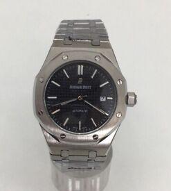 AP Watches Audemars Piguet Watch Cartier Santos 100 cheap London UK ealing essex Kent harrow bexley