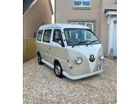 VW Camper Van conversion - Suzuki Every