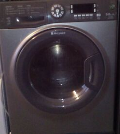 9kg Hotpoint washer dryer...WARRANTY AND DELIVERY INCLUDED
