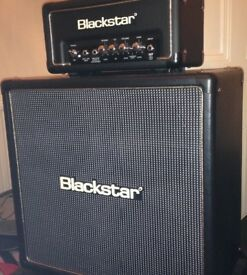 Blackstar HT1RH valve head and HT408 cab