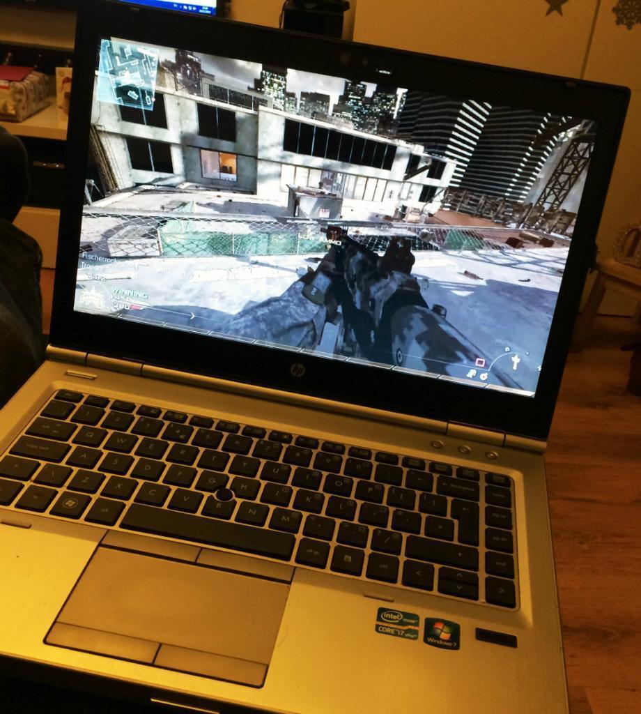 HP 8460p EliteBook Laptop 14
