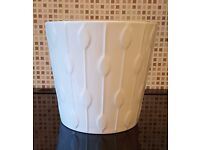 Large IKEA Flower Pot (Used indoors for very short period of time; no damage etc)