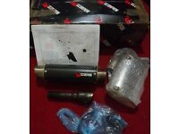 Scorpion RP-1 GP Carbon Exhaust System, Honda CBR 1000 RR Fireblade, 2008-2014