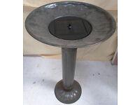 Coopers Solar Birdbath Fountain