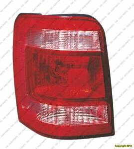 Tail Light Driver Side High Quality Ford Escape 2008-2012