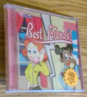 DJ's Choice Best Friends! - New CD on 10