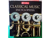 COLLINS CLASSICAL MUSIC ENCYCLOPEDIA