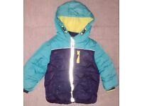 12-18 Months Boys winter jacket from Next