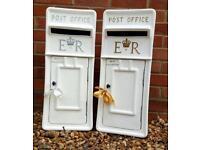Stunning Wedding Postbox to hire