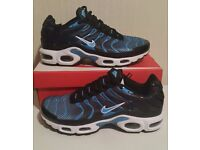 New Nike air max Tn essential trainers - white sole - new with box - UK size: 9