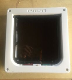 4 way locking cat flap