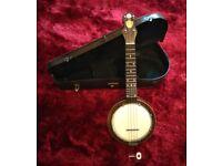 Keech Ukulele Banjo Rare model Circa 1922