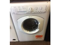 HOTPOINT WASHER DRYER 7KG FREE DELIVERY AND WARRANTY