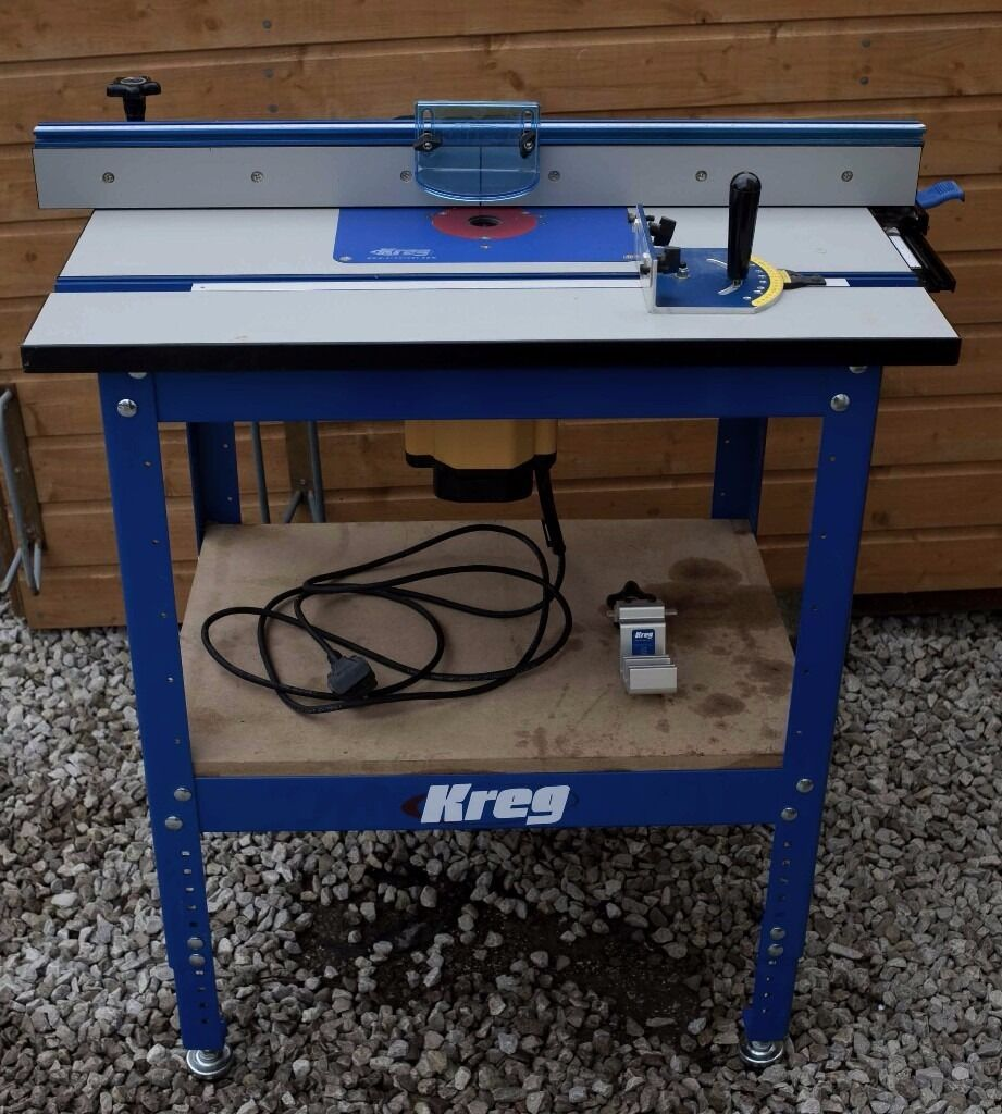Kreg precision router table plus dewalt 625ek 12 router very kreg precision router table plus dewalt 625ek 12 router greentooth
