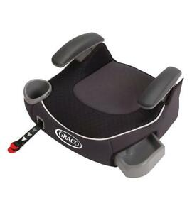 NEW Graco AFFIX Backless Youth Booster Seat, Davenport