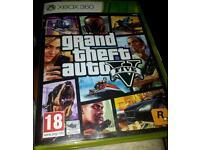 GTA 5 XBOX 360 GAME