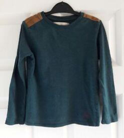 River Island long sleeved top aged 3-4