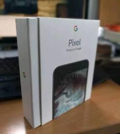 Google pixel XL unlocked NEW