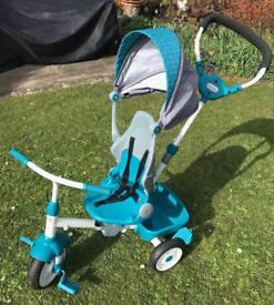NOW REDUCED - Little Tikes 4-in-1 Trike - New Condition - only used at Grandparents house