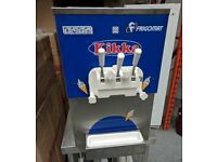 Three Headed soft ice cream machine, Excellent condition!