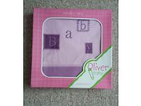 2 oliver baby sheets